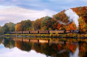 Haddam Swing Bridge Fall Special